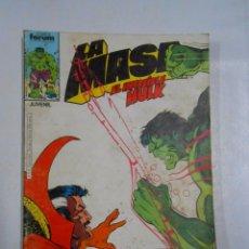 Cómics: LA MASA. EL INCREIBLE HULK. NUMEROS 41, 42, 43, 44 Y 45. FORUM. TDKC11. Lote 52392144