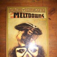 Cómics: KAOS Y LOBEZNO : MELTDOWN 4. [COLECCIÓN PRESTIGIO ; Nº 50] / WALTER SIMONSON, MUTH, WILLIAMS. Lote 52406262