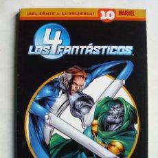 Cómics: LOS 4 FANTÁSTICOS COLECCIONABLE Nº 10 - PANINI (MARVEL). Lote 52473376