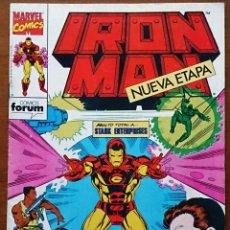 Cómics: IRON MAN VOL 2 Nº 1 / MARVEL / FORUM 1992 (DAVID MICHELINIE & BOB LAYTON). Lote 52499086