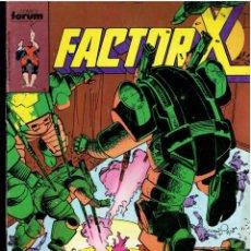 Cómics: COMIC FACTOR X Nº 19. Lote 52500691