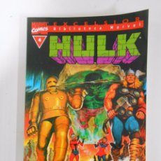Cómics: HULK. EXCELSIOR. BIBLIOTECA MARVEL COMICS. FORUM. Nº 4. TDKC13. Lote 52550642
