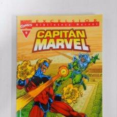 Cómics: BIBLIOTECA MARVEL EXCELSIOR Nº 9. CAPITAN MARVEL. FORUM COMICS. TDKC13. Lote 52551112
