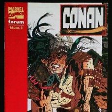 Cómics: CONAN Nº 1 (SERIE GRAPA) / FORUM 1996 (LARRY HAMA & BARRY CRAIN). Lote 52595440