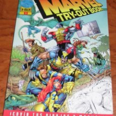 Cómics: APRENDE A DIBUJAR COMIC CON MARVEL TRY-OUT BOOK - FORUM - 1999. Lote 52621121