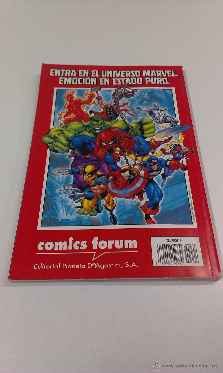 Cómics: COMIC CAPITAN AMERICA . TOMO 4 . FORUM - Foto 2 - 52621743