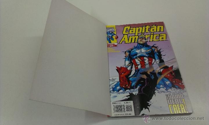 Cómics: COMIC CAPITAN AMERICA . TOMO 4 . FORUM - Foto 3 - 52621743