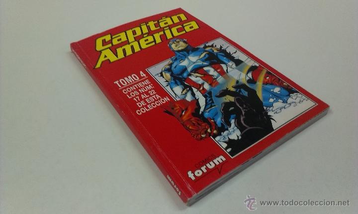 Cómics: COMIC CAPITAN AMERICA . TOMO 4 . FORUM - Foto 7 - 52621743