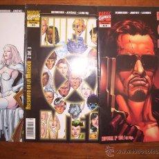 Cómics: X-MEN. [NUEVOS X-MEN] : ASESINATO EN LA MANSIÓN [3 VOL. : NÚMS. 98-100] / MORRISON, JIMÉNEZ, LANNING. Lote 52706061