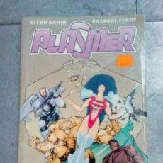 Cómics: PLASMER DE PASCUAL FERRY Y GLENN DAKIN- FORUM-MARVEL-1994, ABSOLUTAMENTE NUEVO; PRECINTADO.. Lote 52707435