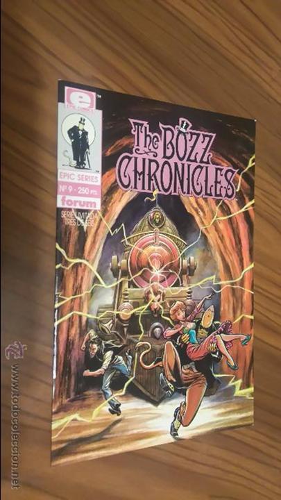 THE BOZZ CHRONICLES 9. EPIC SERIES (Tebeos y Comics - Forum - Otros Forum)