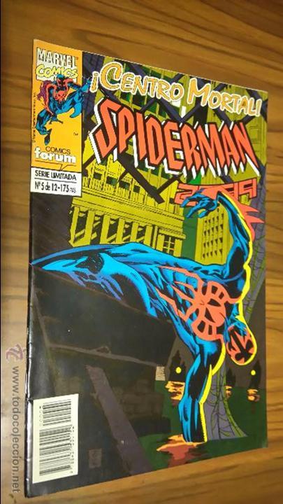 SPIDERMAN 2099 5. (Tebeos y Comics - Forum - Spiderman)