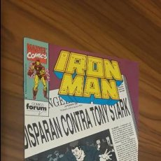 Cómics: IRON MAN 9. Lote 52773168