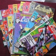 Cómics: LOTE 37 COMICS EL CASTIGADOR. THE PUNISHER. SEMI COMPLETA FORUM PLANETA DEAGOSTINI VOL. 1 TEBENI MBE. Lote 107891726