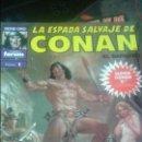 Cómics: CONAN EL BARBARO SEGUNDA EDICION TAPA DURA. Lote 52892111