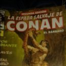 Cómics: CONAN EL BARBARO SEGUNDA EDICION 11 COMICS. Lote 52893192