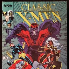 Cómics: CLASSIC X-MEN Nº 19 / MARVEL / FORUM 1990 (CHRIS CLAREMONT & JOHN BYRNE). Lote 52899673