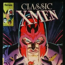 Cómics: CLASSIC X-MEN Nº 18 / MARVEL / FORUM 1990 (CHRIS CLAREMONT & JOHN BYRNE). Lote 52906401