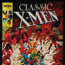 Cómics: CLASSIC X-MEN Nº 14 / MARVEL / FORUM 1989 (CHRIS CLAREMONT & DAVE COCKRUM). Lote 52906697