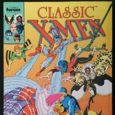 Cómics: CLASSIC X-MEN Nº 12 / MARVEL / FORUM 1989 (CHRIS CLAREMONT & DAVE COCKRUM) -. Lote 52906759