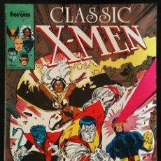 Cómics: CLASSIC X-MEN Nº 7 / MARVEL / FORUM 1989 (CHRIS CLAREMONT & DAVE COCKRUM) -. Lote 52907123