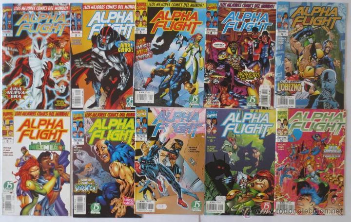 ALPHA FLIGHT COMPLETA FORUM (Tebeos y Comics - Forum - Alpha Flight)