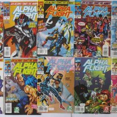 Cómics: ALPHA FLIGHT COMPLETA FORUM. Lote 52921527