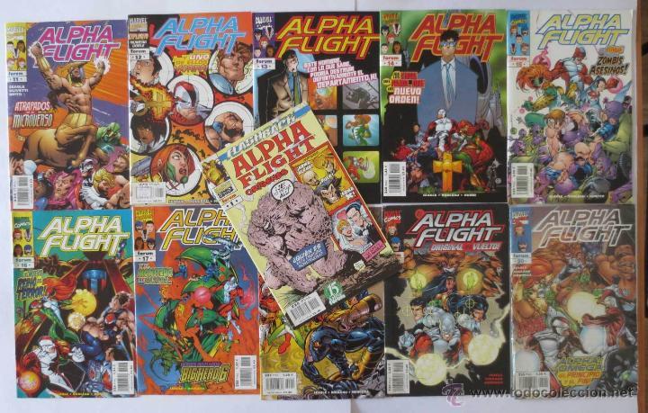 Cómics: ALPHA FLIGHT COMPLETA FORUM - Foto 2 - 52921527
