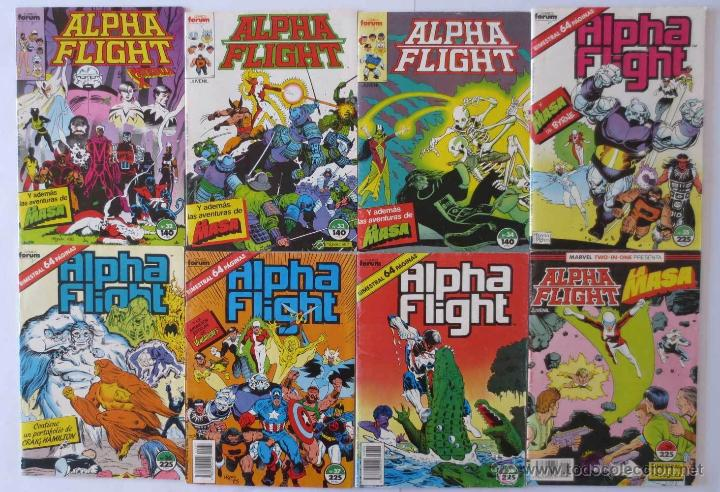 ALPHA FLIGHT COMPLETA FORUM (Tebeos y Comics - Forum - Alpha Flight)