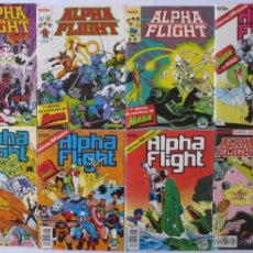 Cómics: ALPHA FLIGHT COMPLETA FORUM. Lote 52921779