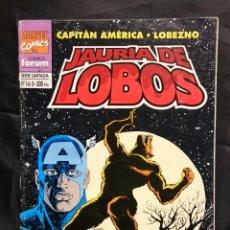 Cómics: JAURIA DE LOBOS - Nº 1 DE 5 - SERIE LIMITADA. Lote 52954463