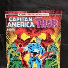 Cómics: EL CAPITAN AMERICA - THOR Nº 66. Lote 52954544