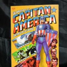 Cómics: LAS AVENTURAS DEL CAPITAN AMERICA - EL PRIMER VUELO DEL AGUILA - TOMO I. Lote 52955860