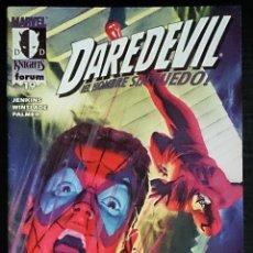 Cómics: DAREDEVIL Nº 19 / FORUM / MARVEL KNIGHTS 2001 (PAUL JENKINS & PHIL WINSLADE) -. Lote 52963417