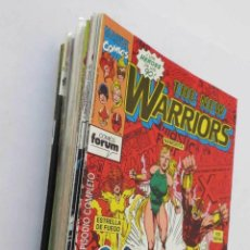 Cómics: THE NEW WARRIORS CASI COMPLETA FORUM. Lote 52965934