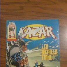 Comics: KAZAR 3. LA BATALLA FINAL. Lote 52988613