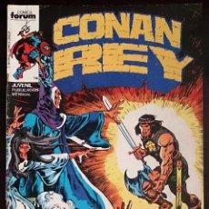 Cómics: CONAN REY Nº 1 / FORUM 1984 (ROY THOMAS & JOHN BUSCEMA). Lote 52997990