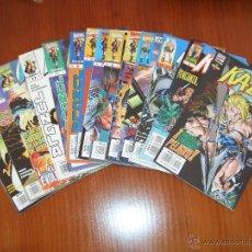 Cómics: KAZAR DE MARK WAID - ETAPA COMPLETA - COMICS FORUM. Lote 53003049