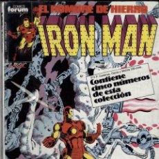 Cómics: IRON MAN. Lote 53027326