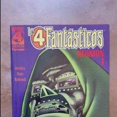 Cómics: LOS 4 FANTASTICOS TOMO 1 REUNION. Lote 53044382