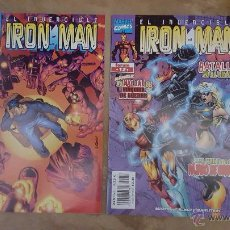 Cómics: IRON MAN VOL.4 NÚMEROS 11 Y 12. Lote 53044517