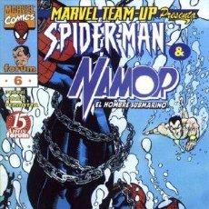Cómics: MARVEL TEAM-UP Nº6 : , SPIDERMAN & NAMOR. Lote 53045755