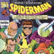 Cómics: COMIC FORUM 1992 SPIDERMAN VOL1 Nº 257 COMO NUEVO. Lote 53086167