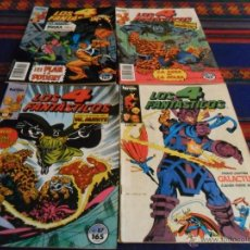 Cómics: FORUM VOL. 1 LOS 4 FANTÁSTICOS NºS 26 87 89 90. 100 PTS. 1985. . Lote 53100055