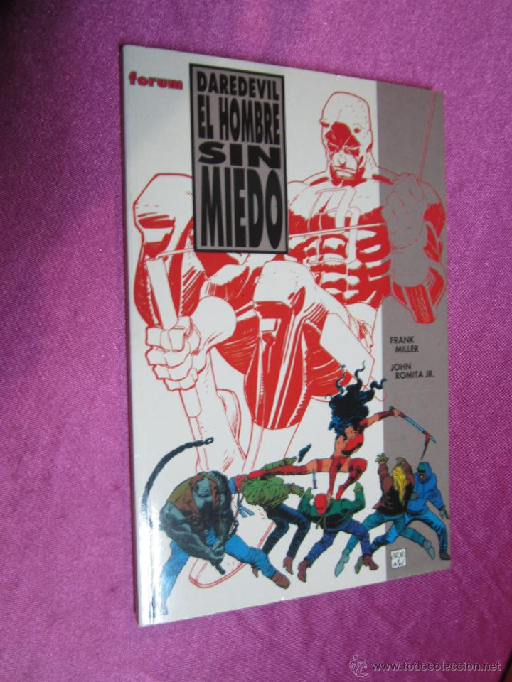DAREDEVIL ONE SHOT 5 MILLER ROMITA FORUM EXCELENTE ESTADO (Tebeos y Comics - Forum - Daredevil)