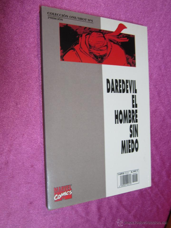 Cómics: DAREDEVIL ONE SHOT 5 MILLER ROMITA FORUM EXCELENTE ESTADO - Foto 2 - 53139807