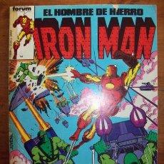 Cómics: IRON MAN. NÚM. 1. Lote 53148783