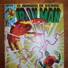 Cómics: IRON MAN. NÚM. 11. Lote 53148841