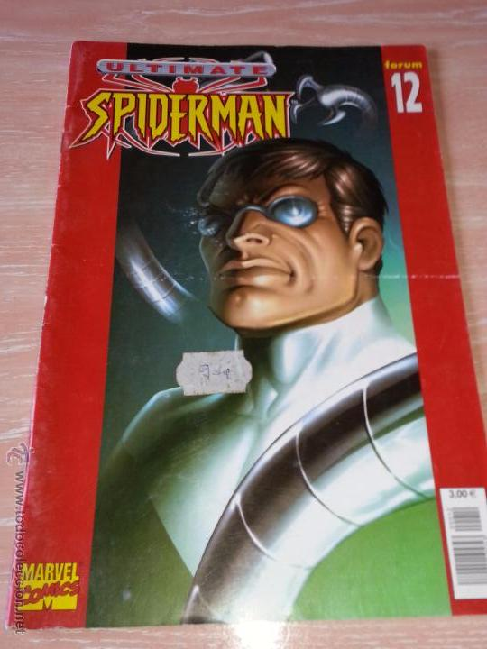 ULTIMATE SPIDERMAN - NÚMERO 12 - FORUM - MARVEL COMICS - 2002 (Tebeos y Comics - Forum - Spiderman)