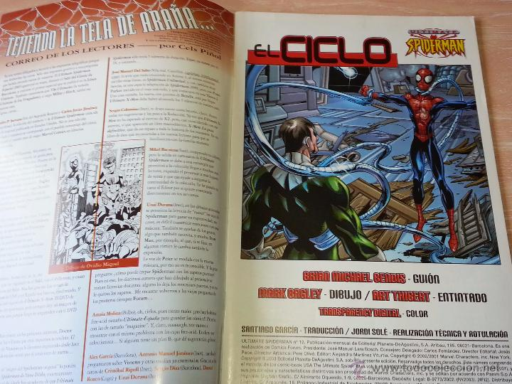Cómics: ULTIMATE SPIDERMAN - NÚMERO 12 - FORUM - MARVEL COMICS - 2002 - Foto 2 - 53204268